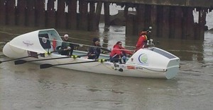 Yorkshire Rows boat